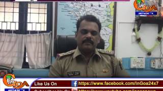 CALANGUTE POLICE ARREST NIGERIAN WITH POSSESSION OF DRUGS WORTH RS 50000