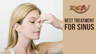 BEST Treatment For SINUS | Dr. Vibha Sharma (Ayurveda Consultant)