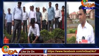 GOA ASSEMBLY TREE PLANTATION