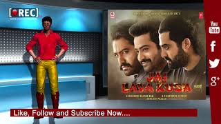 kusa teaser review l JR NTR JAI LAVA KUSA TEASER REVIEW l Jr ntr, bobby l RECTVINDAI