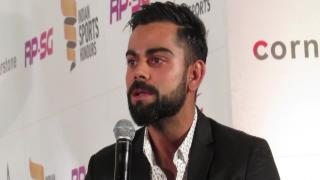 Kohli reveals secret of improving performance