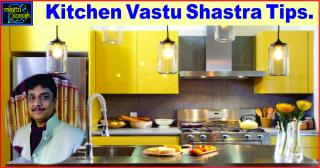 Kitchen Vastu Shastra Tips.