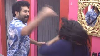 Hariteja Angry On Big Boss : Bigg Boss Telugu 57th Day Highlights |Episode 58