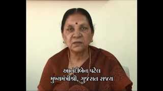 Hounrable CM Smt. Anadiben Patel's Message to all Karyakartas