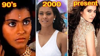 Dark Skin Actress Kajol complete Beauty Transformation | Actress Kajol Unbelievable Transformation