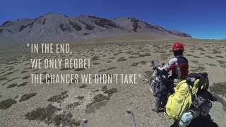 MotorcycleDiaries.in | Riding Across Manali Leh to make this amazing video with Garage Adventures