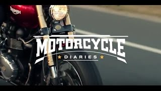 MotorcycleDiaries.in | History of Triumph Motorcycles!