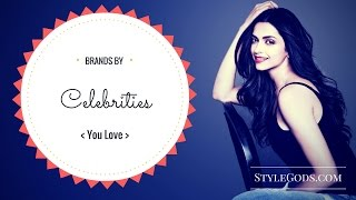 Brands By Bollywood Celebrities! You will Love them All