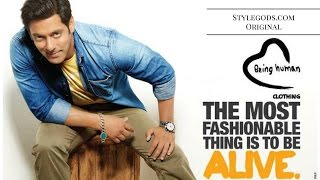 BEING HUMAN By Salman Khan | Stylegods.com Original