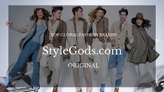 TOP 5 International Fashion Brands | Stylegods.com