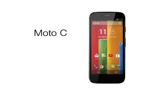Motorola Moto C with Android 7.0 Nougat launched at Rs 5,999