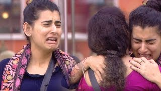 Archana Crying In Big boss after seeing Her mother :  Bigg Boss House   Episode 60  highlights