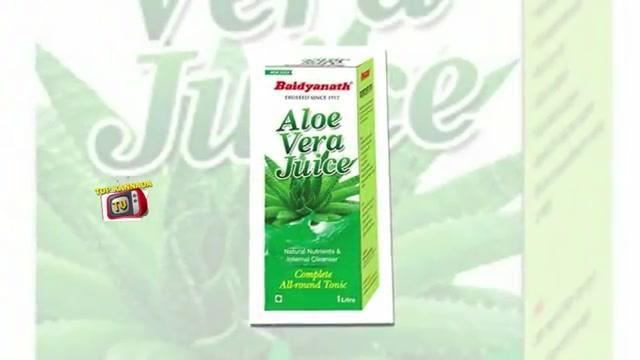 Amazing Health Benefits of Aloe Vera   Kannada Health TV   Top Kannada TV
