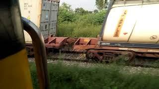 Biggest Speed Of Indian Train Ghareeb Rath Exp