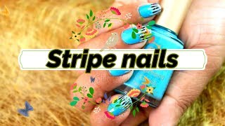 SINHALA NAIL ART FOR SPRING