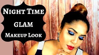 SINHALA NIGHT TIME PARTY MAKEUP LOOK ( SRI LANKAN)
