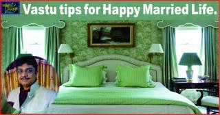 Vastu tips for Happy Married Life.