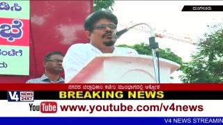 Condemnation for Gowri Lankesh's murder. by Catholic Sabha in Mangalore