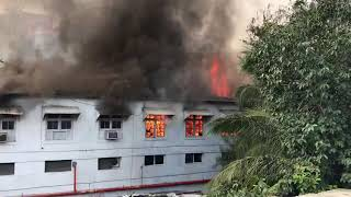 'Super Dancer' Show - Fire at RK Studio: Fire broke out
