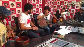 Euphoria Live at Fever Studio with RJ Rahul Makin