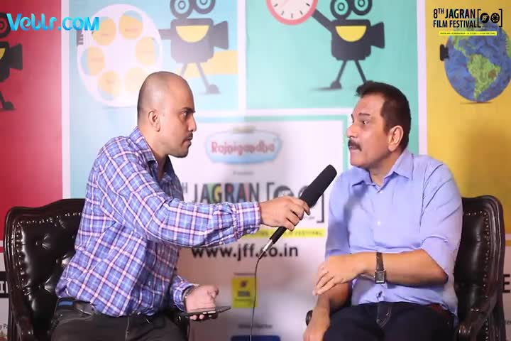 Actor Pawan Malhotra Exclusive Interview - Part 1 - 8th Jagran Film Festival 2017 #jff2017