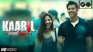 Kaabil Official Trailer - Feat. Hrithik Roshan & Yami Gautam - 8th Jagran Film Festival #JFF 2017