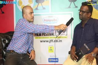 Joel Dubba Music Director Exclusive Interview - 8th Jagran Film Festival 2017 #jff2017