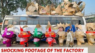 How Rawan Is Made | Cheapest Rawan Market | DELHI