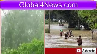 Odisha Rains: Weather Records of Rains Mores with in 24 hours.