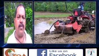 VALPOI FARMERS IN DISTRESS AS ONLY 2 TRACTORS IN TALUKA