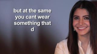 I am not a slave of fashion- Anushka Sharma
