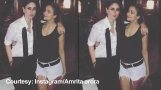 Inside PICS – Kareena's PRIVATE Birthday BASH