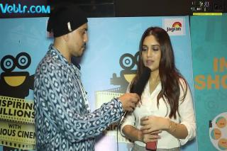 Actress Bhumi Pednekar Exclusive Interview - 8th Jagran Film Festival 2017 #jff2017