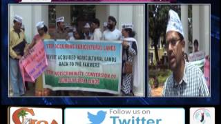 AAP TO HAVE PUBLIC MEETING IN SUPPORT OF FARMERS