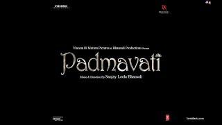 Padmavati Official Motion Poster | Deepika Padukone | Sanjay Leela Bhansali