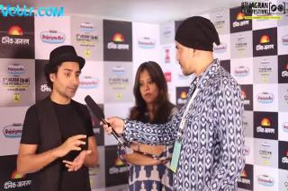 Actor Chandan Roy and Rajeshwari Dasgupta Exclusive Interview - 8th Jagran Film Festival 2017 #jff2017