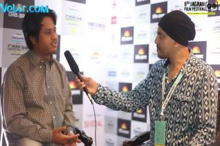 Director Monjul Exclusive Interview - 8th Jagran Film Festival 2017 #jff2017