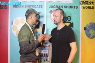 Visual Effects Artist Pete Draper Exclusive Interview - 8th Jagran Film Festival 2017 #jff2017