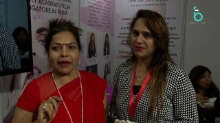 Best Eyebrow Treatment By Roshni Tolani At Beauty & Wellness Exhibition 2017