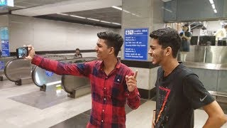 Meeting Youtubers and Exploring Delhi markets! - VLOG 05