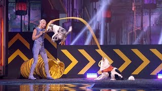 America's Got Talent 2017 Sara & Hero Finals Full Clip S12E23