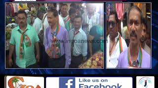 CONGRESS INTENSIFIES ITS CAMPAIGNING FOR PANAJI BY POLL