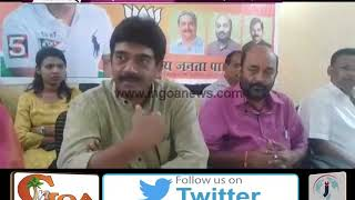 BJP ALL SET TO WIN VALPOI BY ELECTIONS : BJP WORKERS