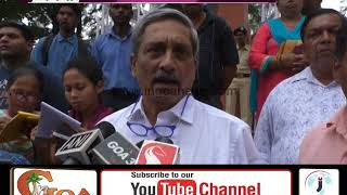 PARRIKAR TO START HIS SECOND PHASE OF CAMPAIGNING AFTER 15TH AUGUST