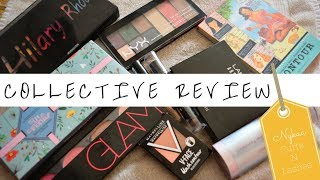 Collective Review Nykaa & Cuffs n lashes | High end and Affordable | ADS, NYX, Lakme, Maybelline