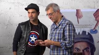 Rajkummar Rao & Amit Masurkar Discuss India's Official Oscars Entry 'Newton' With The Media