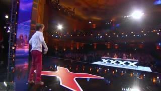 America's Got Talent 2017 Merrick Hanna 12 Year Old