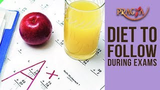 DIET To Follow During EXAMS | Mrs. Rashmi Bhatia (Dietician)