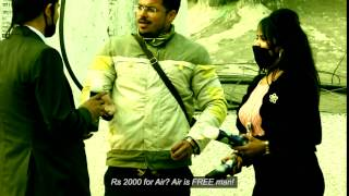Hawa Badlo: The Air Seller Trailer I - The Angry Indian