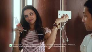 Coca-Cola's new ad featuring Deepika Padukone goes viral | Deepika Padukone New Ad 2017